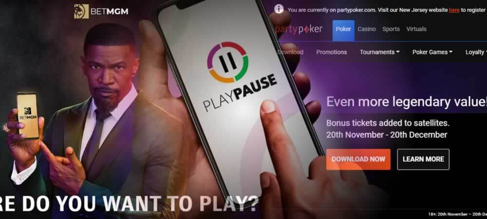 BetMGM, PartyPoker To Have Interstate Self-Exclusion For Apps