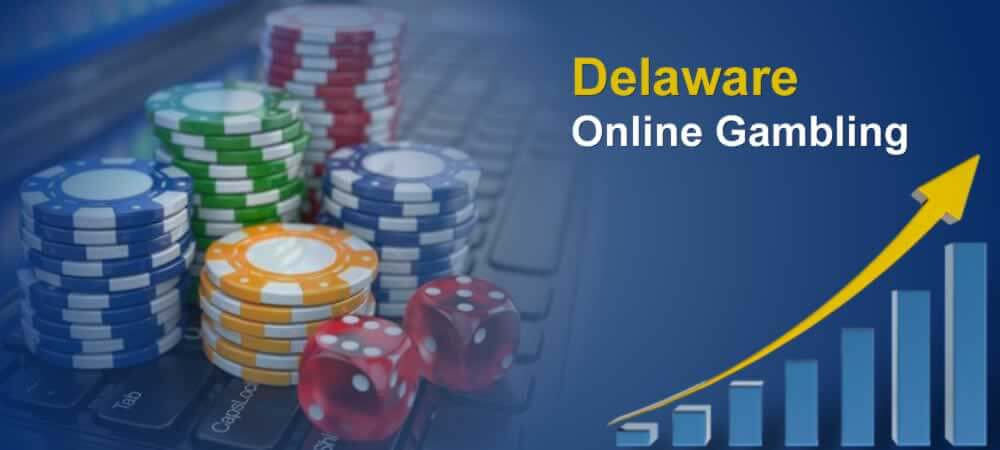 Delaware Online Gambling Revenue Doubled