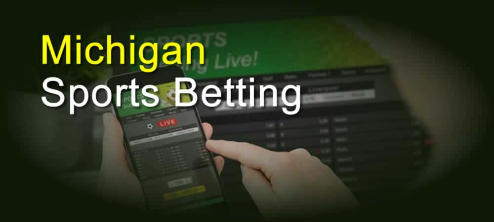 Michigan Sports Betting Handle