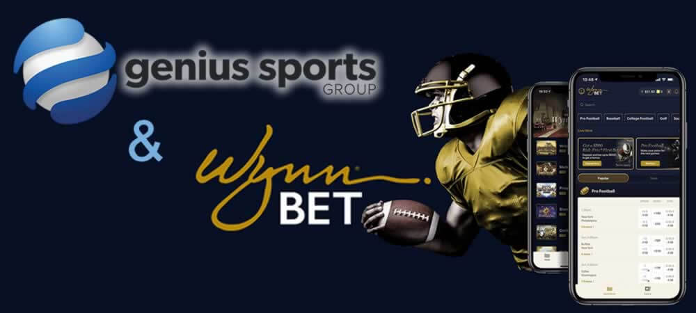 WynnBET Partners with Genius Sports Group