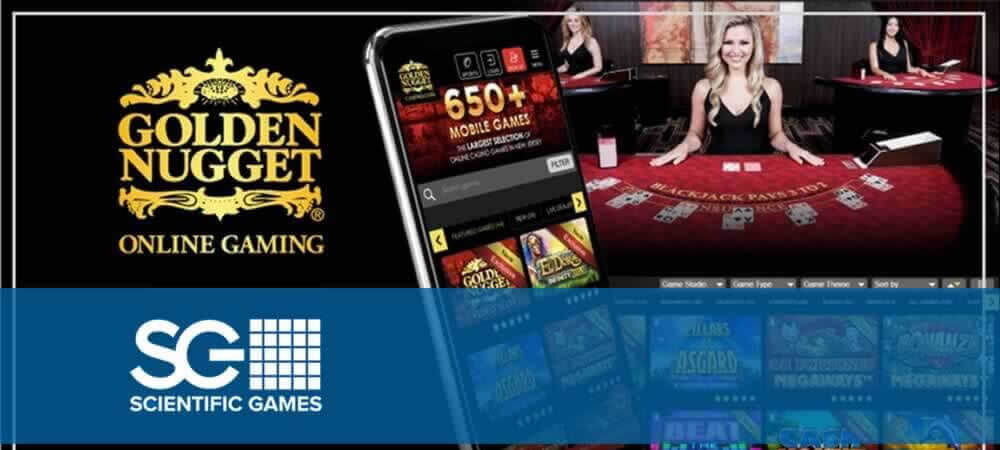 Golden Nugget Online Gaming and Scientific Games