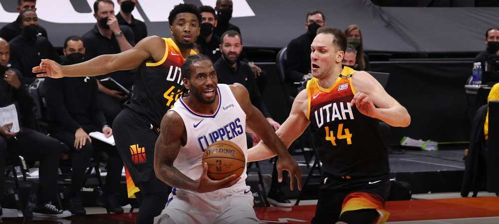 Jazz - Clippers