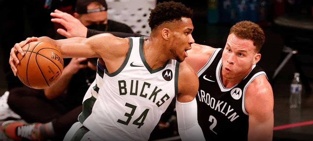 Net vs. Bucks
