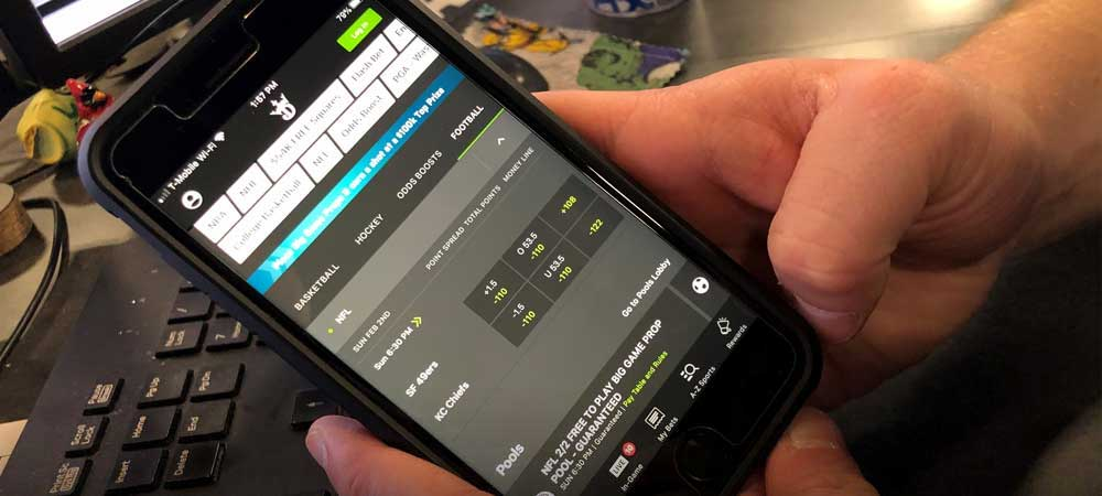 NY Mobile Sports Betting