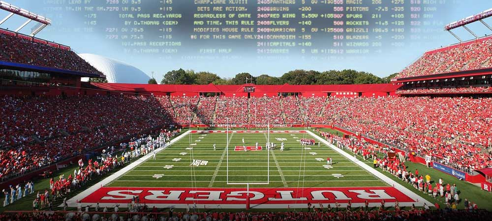 Rutgers - New Jersey College Betting