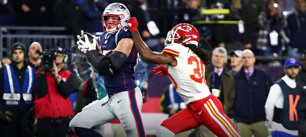 Patriots - Chiefs