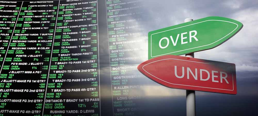 Over/Under Sports Betting