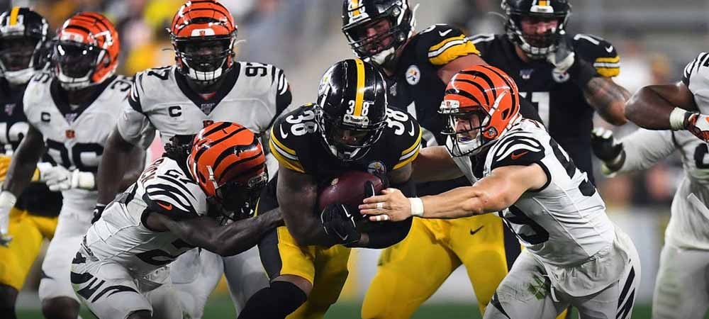 Steelers and Bengals