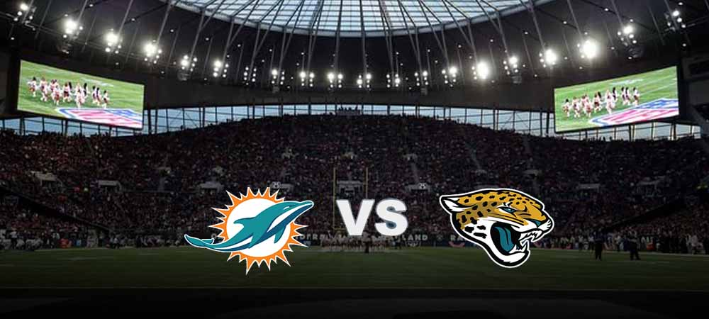 Dolphins - Jags - London